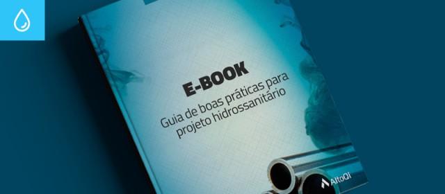 eBook: Guia de boas práticas para projeto hidrossanitário