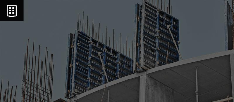 pilares parede