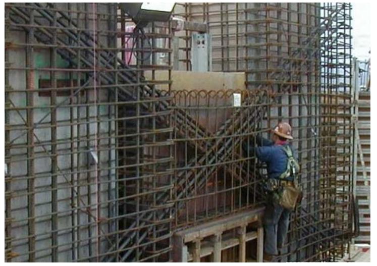 dimensionamento de pilares parede - Pilares paredes acoplados