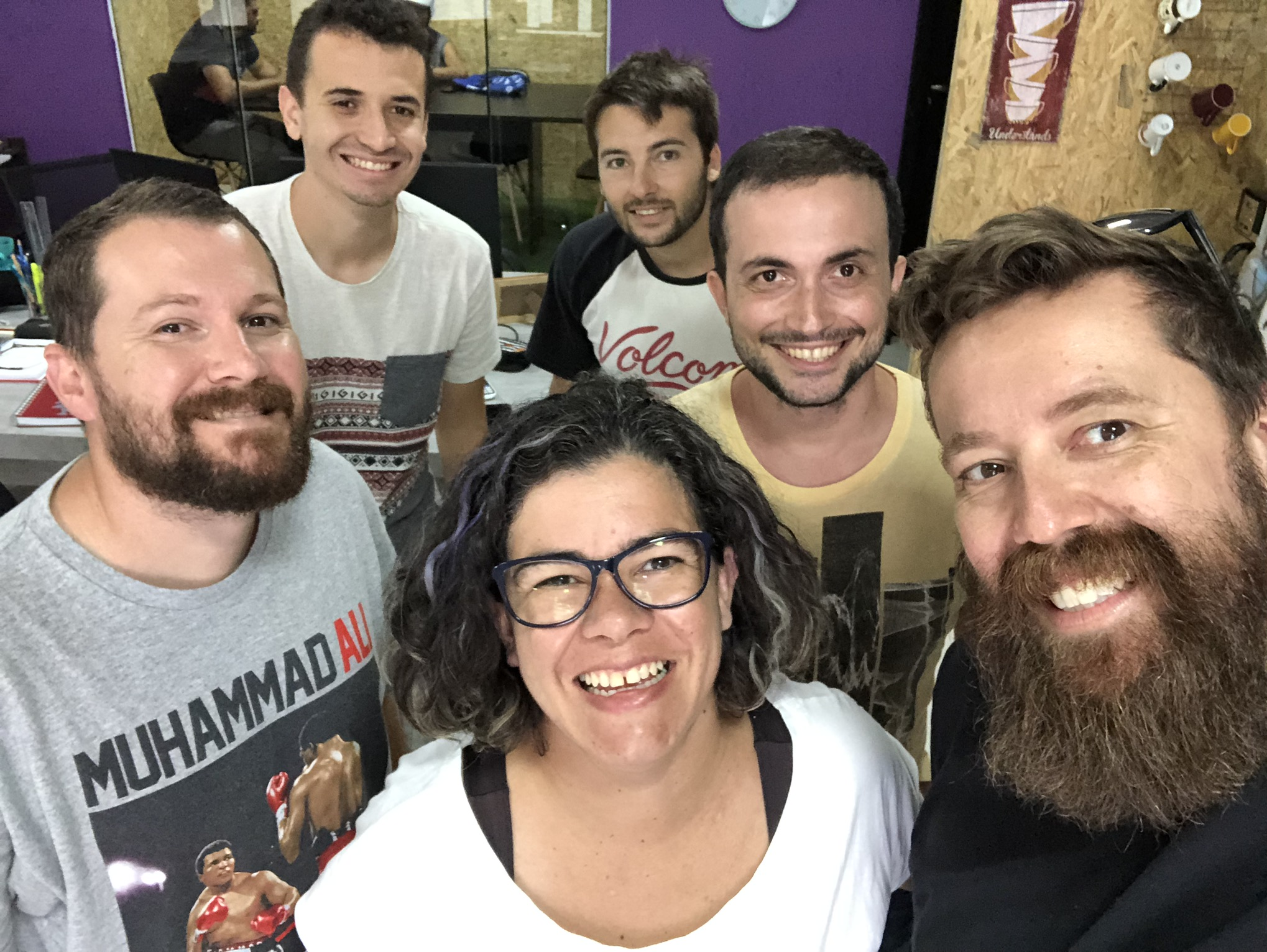 Equipe Projeto Estrutural Online