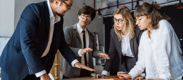 Os 4 erros mais comuns no gerenciamento de projetos