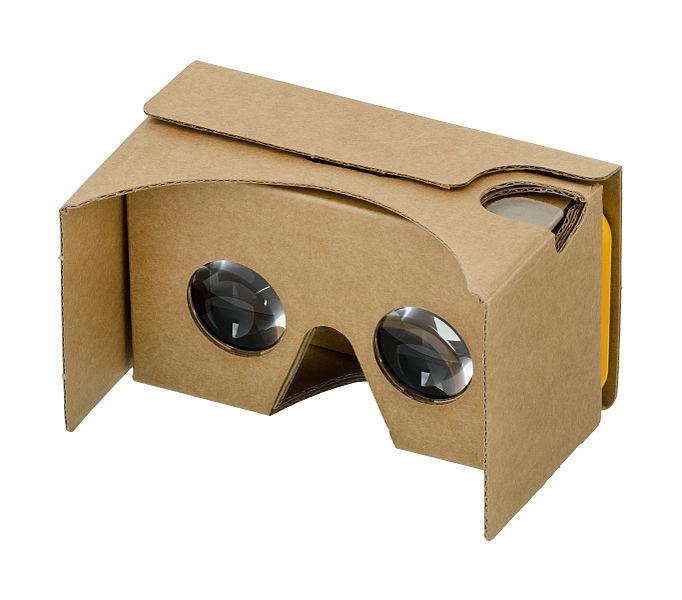 Óculos Google CARD Board